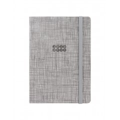Edge A6 Week to View with Notes Diary 2020-2021 (18 month)