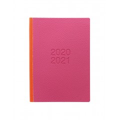 Two Tone A5 Week to View Diary 2020-2021