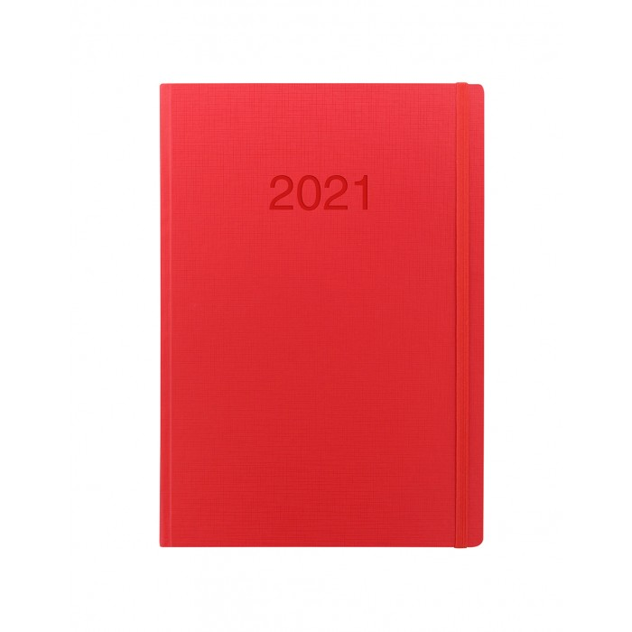 Memo A4 Week to View Diary 2021