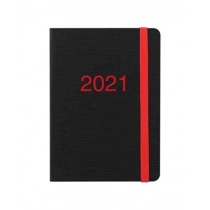 Memo A6 Week to View Diary 2021