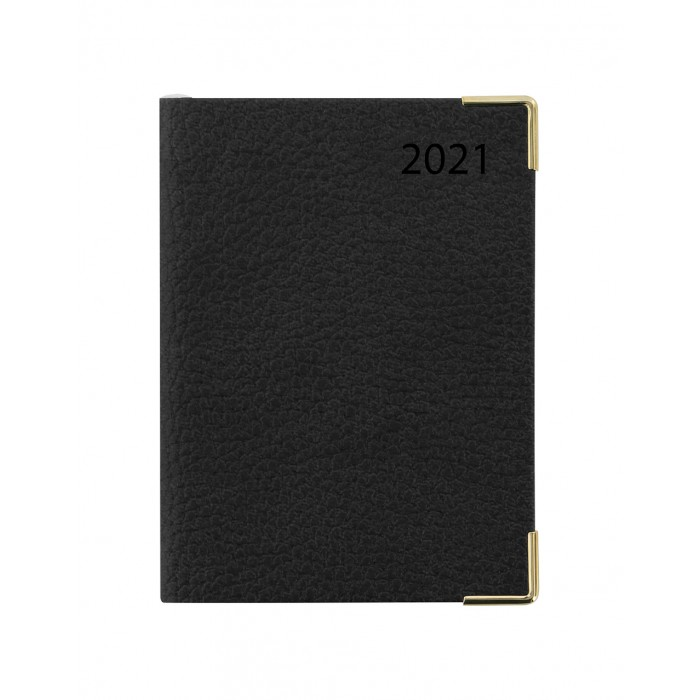 Connoisseur Mini Pocket Week to View Diary 2021